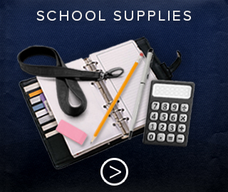 Picture of school supplies. Click to shop.